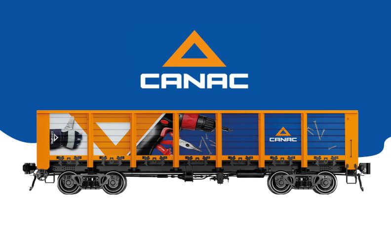 Wagon Canac