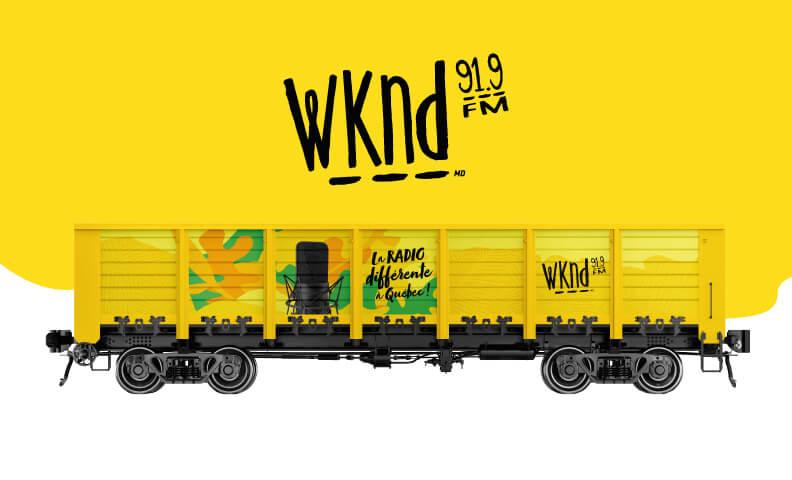 Wagon Wknd 91.9 FM